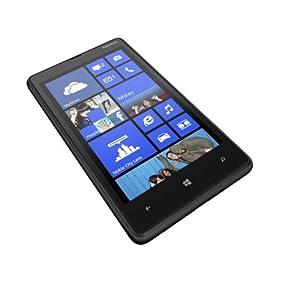 Nokia Lumia 820 Sim-free Windows Smartphone - Black