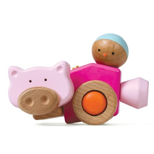 Smart Gear Click 'N Play Piggy Building Set - 1