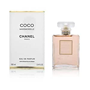 Chanel COCO MADEMOISELLE Eau De Parfum Spray 100ml (3.4 Oz) EDP Parfüm