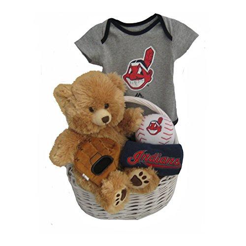 Baby Gift Baskets Wa : Cleveland indians onesie onesies