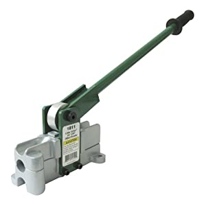 "Greenlee 1811 Little Kicker Offset Bender For 3/4"" EMT"