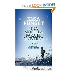 Una mochila para el universo (Spanish Edition) Elsa Punset