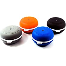 Hiper Song HS404 Mini Speaker Portable IPad/iPhone/PC/Mobile/Tablet For Audio Speaker( Color May Very ) - B06XFHJD38