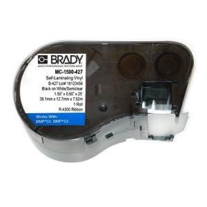 25' Printable Area, For BMP51/BMP53 Printers: Industrial & Scientific