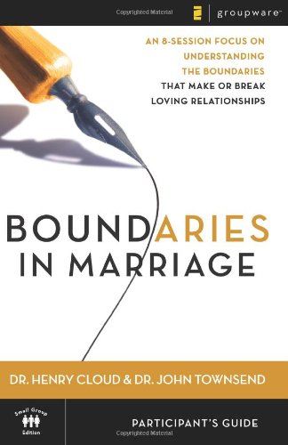 Boundaries in Marriage Participant s Guide310246199