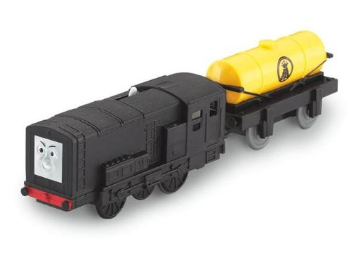 Thomas the Train: TrackMaster Diesel with Fuel Tanker (Diesel Fuel Tanker compare prices)