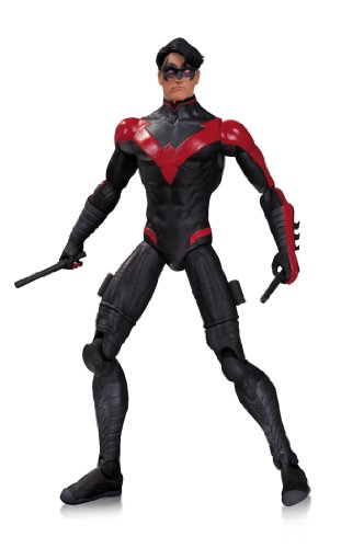 DC Collectibles DC Comics - The New 52: Nightwing Action Figure (Dc New 52 Action Figure compare prices)