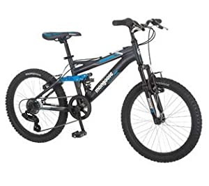 20 Mongoose Ledge 2.1 Boys Mountain Bike by Mongoose