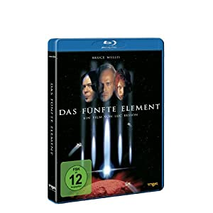 Das Fünfte Element,Blu-Ray [Import allemand]