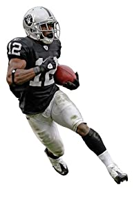 Oakland Raiders Jacoby Ford Fathead Wall Graphic by Fathead