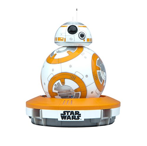 Sphero Star Wars BB-8 Droid - 41WaH54yUkL - Sphero Star Wars BB-8 App Controlled Robot
