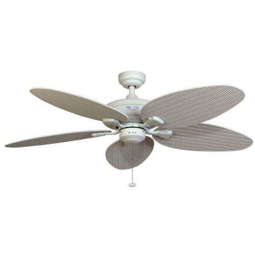 Honeywell Duvall 52-Inch Tropical Ceiling Fan, Five Wet