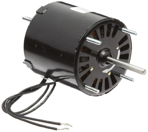 "Fasco D210 3.3"" Frame Open Ventilated Shaded Pole General Purpose Motor With Sleeve Bearing, 1/25Hp, 3000Rpm, 115V, 60Hz, 1.3 Amps"