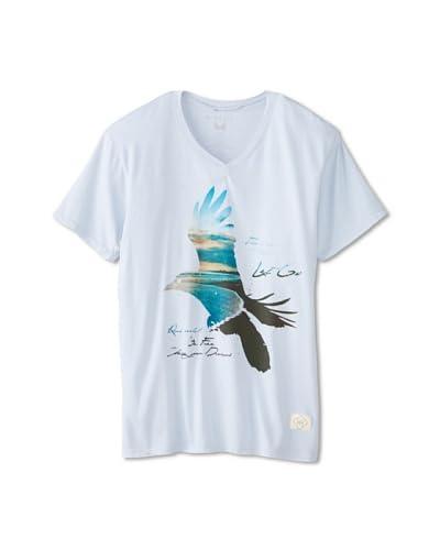 Kinetix Men's Beach Bird V-Neck T-Shirt