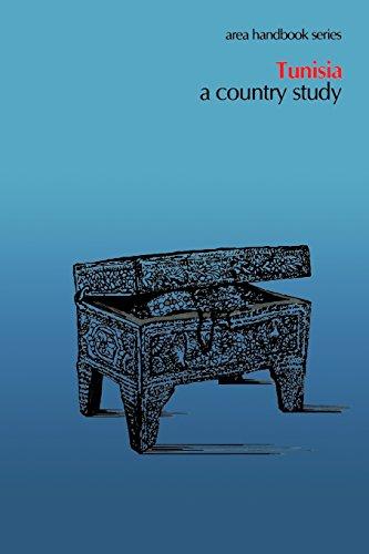 Tunisia: A Country Study (Area Handbook)