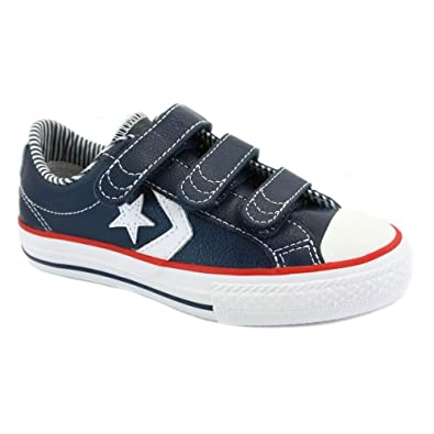toddler leather converse