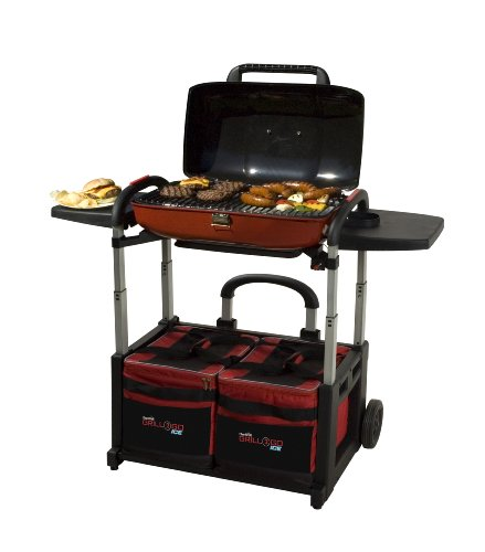 Char-Broil 08401504 Grill2Go ICE Portable Gas Grill