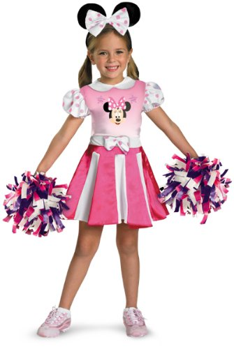 Toddler Costume: Minnie Mouse Cheerleader- 2T [Office Product]