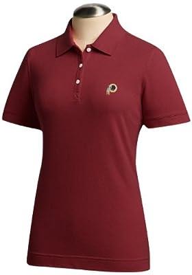 NFL Washington Redskins Women's Ace Polo, Chutney