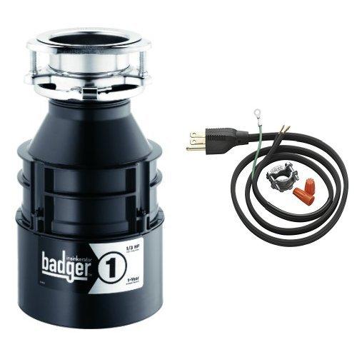 InSinkErator Badger 1, 1/3