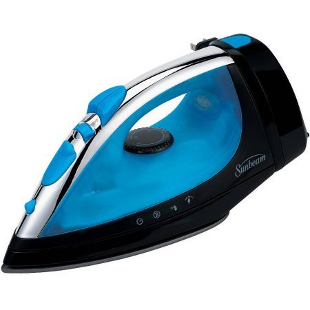Sunbeam Steam Master Iron with Retractable Cord, Model#GCSBCL-202-000 Dimensions 12.00 x 4.80 x 5.50 Inches (Dg5030 Rowenta compare prices)