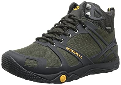Merrell Mens Proterra Mid Sport Gore-Tex Hiking Shoe by Merrell