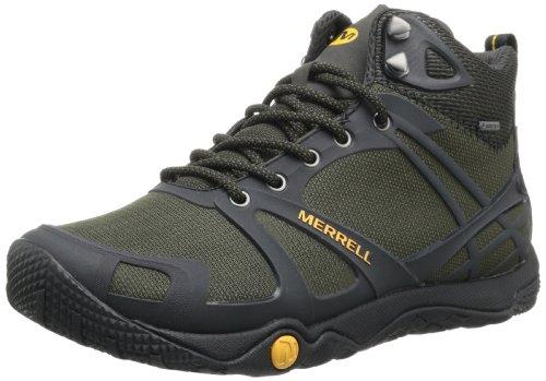 Merrell Men's Proterra Mid Sport GORE-TEX®,Carbon,US 12.5 M