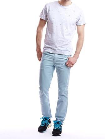 Jeans 511 Rinse Softner Dedford Washed Blue Levi's W36 L34 Homme