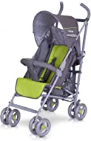 Pushchair - Stroller 'MILO' - Multi Positions - accessories included - in 5 colors available from LCP Kids