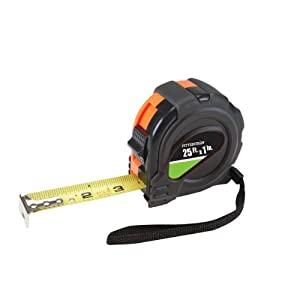 Pittsburgh 25 ft. x 1-Inch QuikFind Tape Measure