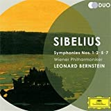 Sibelius: Symphonies Nos.1, 2, 5 & 7 Wiener Philharmoniker