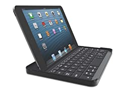 Kensington Keycover Bluetooth Keyboard Stand and Cover for iPad mini & iPad mini with Retina Display (K39797US)