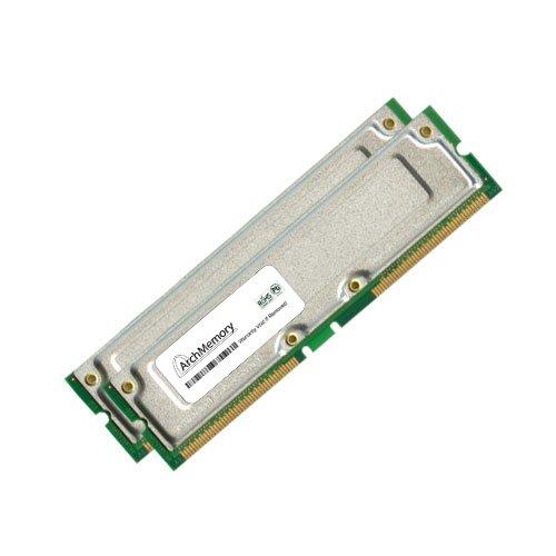 1GB [2x512MB] PC800-45 RDRAM RAMBUS RAM Memory Upgrade for the Dell Dimension 8100, 8200 Rimm