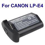 LP-E4 Battery for CANON EOS-1Ds Mark III EOS-1D Mark