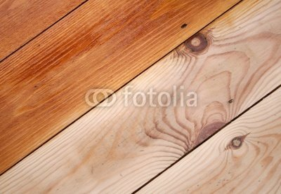 Wallmonkeys Peel and Stick Wall Decals - Wooden Floor - 24