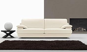Mykonos sofá moderno y contemporáneo, tejido de Microfibra