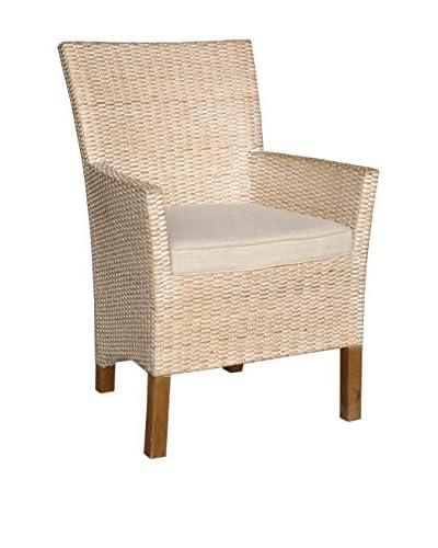 Jeffan Hailey Arm Chair, Natural