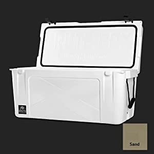 Buy Brute Outdoors 500302 75 Quart 35 x 16.25 x 17.5 Sand Sports Cooler by Brute Outdoors