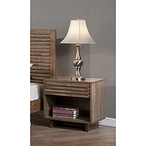 Freedom Hills Single Drawer Nightstand