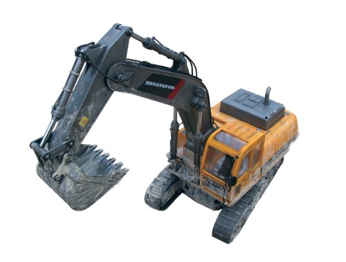 Hobby Engine Premium Label Excavator