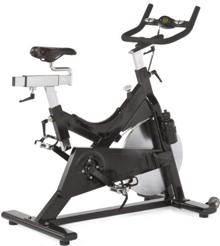 JTX Cyclo 6: Gym Spec Aerobic Training Bike, 22kg Flywheel, 2 Year...