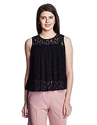 Chemistry Women's Body Blouse Shirt (C16-668WTTOP_Truffle_X-Small)
