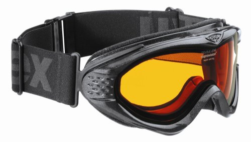 UVEX Skibrille Onyx, One size