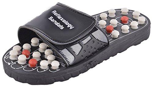 Evana Acupressure Massage Slippers Leg Foot Massager (8)