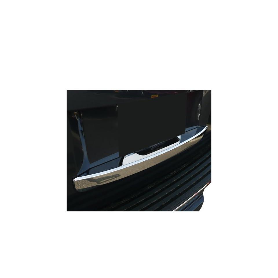 2007 2013 Escalade Yukon Denali Tahoe Chrome Liftgate Handle Cover