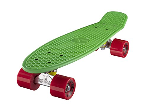 ridge mini cruiser retro 55 cm longboard. Black Bedroom Furniture Sets. Home Design Ideas