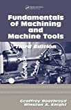 img - for Fundamentals of Metal Machining and Machine Tools, Third Edition (CRC Mechanical Engineering) [Hardcover] [2005] 3 Ed. Winston A. Knight, Geoffrey Boothroyd book / textbook / text book