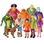 Scooby-Doo Mystery Inc.. Actionfigure...