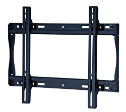 Peerless SF640 Universal Fixed Low-Profile Wall Mount for 23