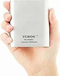 Yuron Metallic PB10400 mAh Power Bank
